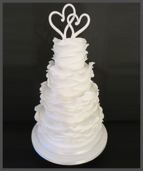Wedding Cakes In Troon Ayrshire Sugar Spice